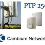 Interconnexion de bâtiments avec un pont Wifi CAMBIUM